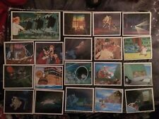 Chip And Dale Rescue Rangers STICKERS PANINI LOT OF 50 (#1)
