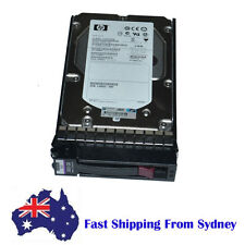 "HP EF0300FARMU 6G DP 15K 300GB SAS 3.5"" Hard Drive w/ Tray 516810-001 516832-002"