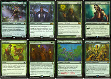 MTG Mono-Green Elf Deck - Ezuri Dwynen Elvish Clancaller - Magic the Gathering