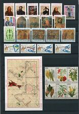 VATICAN 1992 MNH COMPLETE YEAR 27 Items