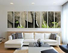 Framed Canvas Prints - Elephant Canvas Art - Prints For Wall - Office Wall Décor