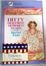 HITTY ~ HER FIRST HUNDRED YEARS BY RACHEL FIELD ~ CLASSROOM COPY ©1990