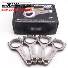 Bielle per Alfa Romeo GTA 1600 Giulia Sprint Connecting Rods Con Rods ARP 2000