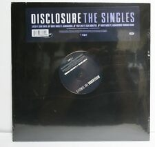 The  Singles [Single] by Disclosure (Vinyl, Apr-2013, Cherrytree Records)