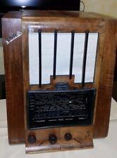Radio FADA anno 1937   - Società meccanica; Napoli