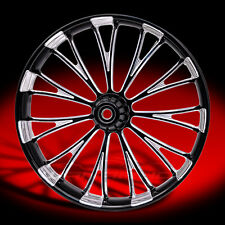 """RC Components Dynasty Eclipse 23"""" x 3.75"""" Front Wheel Rim 08-13 Harley Bagger"""