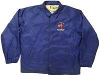 Florence Griffith Jr C.H.A.M.P.S. Elementary School Men's Coach's Jacket - 2XL