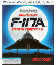 F-117A Nighthawk Stealth Fighter 2.0 PC Linux Game