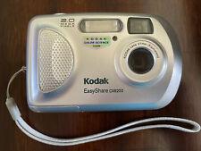 Digital Camera Kodak Easy Share CX6200 2MP
