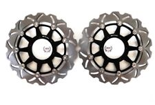 Front Brake Disc Rotor Set Ducati 749 848 999 R S S4R S4RS Monster 1100 09-10