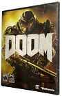 Doom (pc Computer Game ) Includes Demon Multiplayer Pack Brand New Sealed