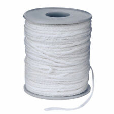 60M/Roll Spool of Cotton Square Braid Candle Wicks Wick Core Candle Making JL