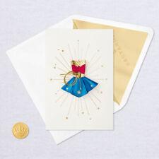 Hallmark Signature ~ Birthday Greeting Card ~ 3D Wonder Woman Costume
