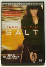 Salt (DVD, 2010, Unrated; Deluxe Edition)Free S&H