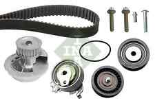 INA Water Pump & Timing Belt Kit 530044331 Fit with Opel Astra