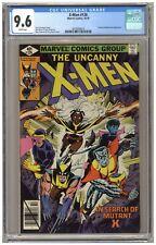 X-Men 126 (CGC 9.6) Proteus; Mastermind; John Byrne; Marvel Comics; 1979 (j#6788