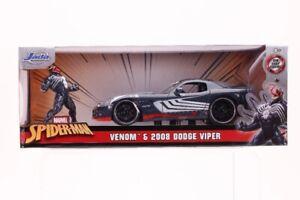 Venom - '08 Dodge Viper SRT 10 with Venom 1:24 Scale Hollywood Ride JAD31750