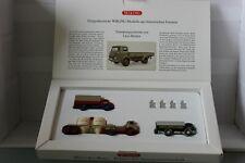 Wiking 1:87 0990 73 Mercedes-Benz-Partner der Transportwirtschaft m.OVP (WH111)