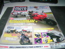 *** Moto Magazine n°288 Ducati 696 Monster / Honda NC 700 S / BMW S 1000 RR
