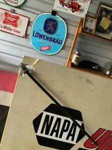 napa brake line advertising signs