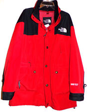 THE NORTH FACE MENS MOUNTAIN GUIDE GORE TEX WIND STOPPER 2 IN 1 COAT SIZE-LARGE