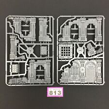 WARHAMMER AGE OF SIGMAR DESOLATED TOWNSHIP AZYRITE RUINS SCENERY SPRUES NEW AOS