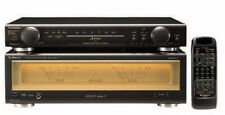 >> Technics SU-A1000 EX-DISPLAY AUDIOPHILE PRE/POWER AMPLIFIER