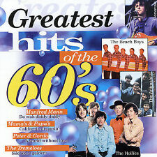 VARIOUS ARTISTS - GREATEST HITS OF THE 60'S [DISKY] NEW CD