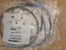 4x GS8E-L-DG-7FT SYSTIMAX SOLUTIONS MODULAR PATCH CORD CPC3392-03F007