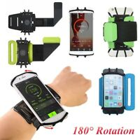 Sports Case Cover Jogging Armband Holder Running Wrist Band For Mobile Phone