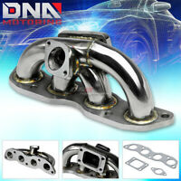 07-08 HONDA FIT/JAZZ GD3 L15 T3/T4 STAINLESS STEEL TURBO MANIFOLD BOOST EXHAUST