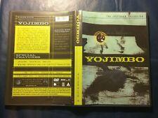 Yojimbo (The Criterion Collection) Akira Kurosawa >Free Shipping<
