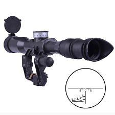 POSP 8x42. Sniper Rifle Scope. BelOmo. New Model with Big Knobs. Combloc. 1000m