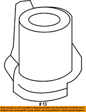 FORD OEM Diesel Aftertreatment DEF / SCR / Urea-Fuel Pump HC3Z5J229B