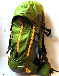 Black Crevice Rucksack Centennial 60 Liter grün Wander Trekking Touren  Backbag
