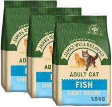 James Wellbeloved Light Fish Cat Dry Food 1.5kg
