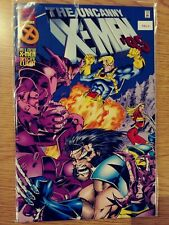 UNCANNY X-MEN '95 1 VF+ MARVEL PA5-3