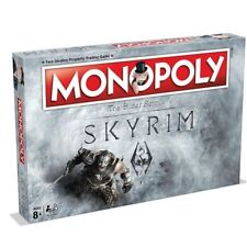 Monopoly Board Game 028721 Skyrim 5036905028721