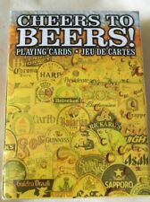 New Cheers To Beers Collectors Edition Trading Card Set Deck Unopened Pack Box