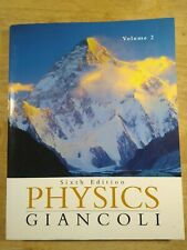 Physics Principles with Applications by Douglas C. Giancoli (6th edition) Vol 2