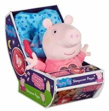 Peppa Pig Sleepover Electronic Plush - Brand New