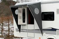 Isabella Caravan Door Canopy, 405500007 2018 Isabella Canopy for Caravan NEW