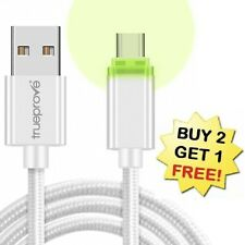 LED indicator Lit Cable for Barnes & Noble NooK COLOR Battery Charger Cord  USB
