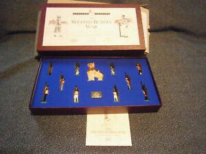 W. Britain  Limited Edition Second Burma War set   Britains