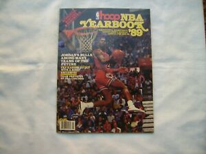 Hoop NBA Yearbook '89 Michael Jordan