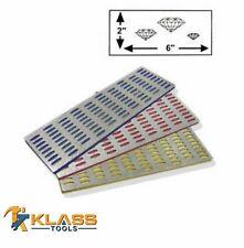 New listing 3 Piece Diamond Whetstone Set by KlassTools
