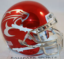 HOUSTON COUGARS (RED CHROME) Schutt XP Mini Helmet