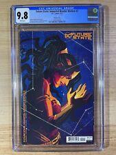 Future State Immortal Wonder Woman #2 (2021 DC Comics)Variant CGC 9.8