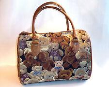 Teddybär-Tasche ca. 40x30cm