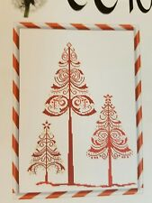 Alessandra Adelaide Needleworks Cross Stitch Chart Christmas Tree #100
